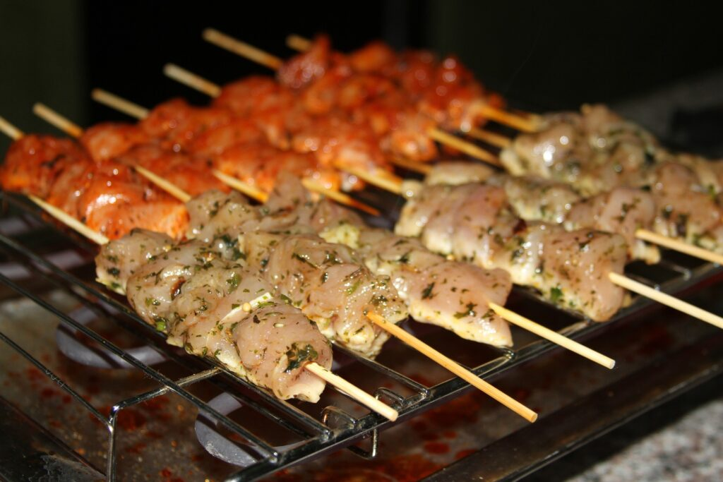 Grilling marinades tasty dishes essential oils